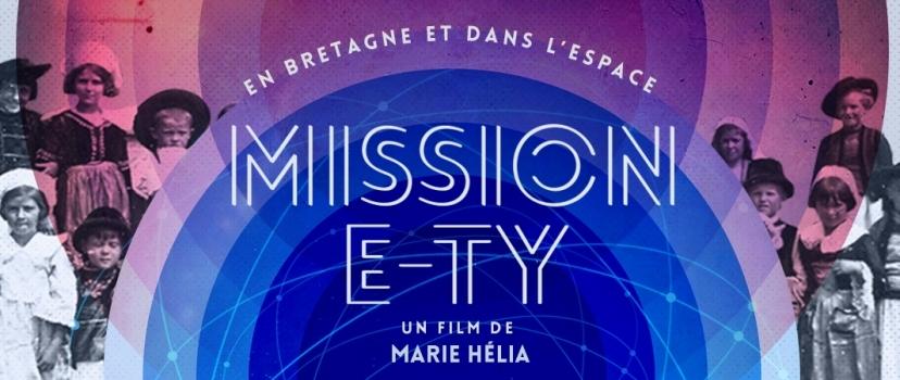 Marie Hélia vous emmène dans l'espace pour son prochain film.